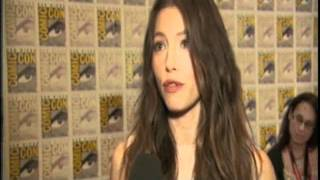 Total Recall Interview with Jessica Biel at Comic-Con 2011 - YouTube