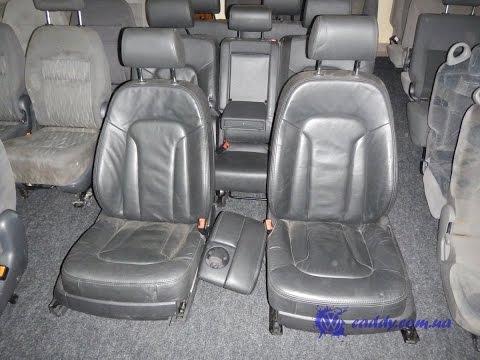 AQ7-1 - Audi Q7 - кожаный салон