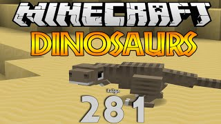 getlinkyoutube.com-Minecraft Dinosaurs: #281 T-Rex Insel [HD]