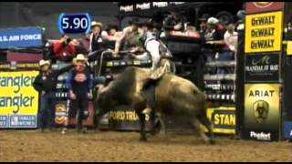Cord McCoy 85.5 points on Commotion