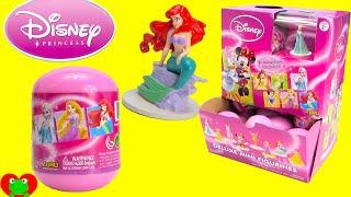 Disney Princess Mini Figurine Capsules