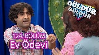 getlinkyoutube.com-Güldür Güldür Show 124. Bölüm, Ev Ödevi Skeci