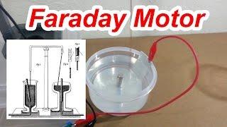 getlinkyoutube.com-Faraday's Motor