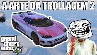 getlinkyoutube.com-GTA V PS4 - A ARTE DA TROLLAGEM 2!!! Hu3