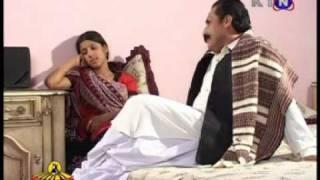 AMANAT MUGHAL In Gunahgaar SINDHI DRAMA