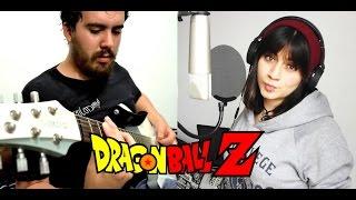 getlinkyoutube.com-El Poder Nuestro Es - Dragon Ball Z - Edwin Cortés, Jonathan & M.E.G Melisa Garcia Cover