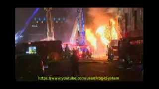 Boston 8 Alarm Fire 12/3/13 With Fire Radio Audio