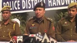 Handwara:- Molvi arrested for sex with a girl in district kupwara
