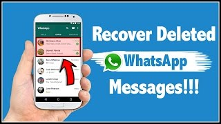 getlinkyoutube.com-How To Recover Deleted WhatsApp Messages in Android Phone?