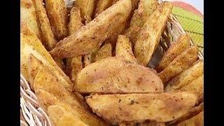 أصابع البطاطس المقلية - مطبخ منال العالم