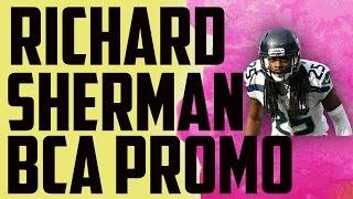 getlinkyoutube.com-92 overall BCA Richard Sherman Gameplay - Madden Ultimate Team 17