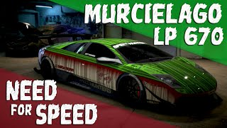 getlinkyoutube.com-Need for Speed 2015 [PS4] Lamborghini Murcielago Customization
