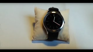 Review NO.1 D5 Android 4.4 smartwatch