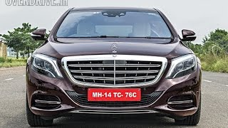 getlinkyoutube.com-2015 Mercedes-Maybach S 600 review by OVERDRIVE