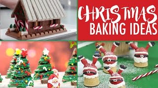 CHRISTMAS BAKING IDEAS - TOP Xmas Desserts for the Holidays   Elise Strachan   My Cupcake Addiction
