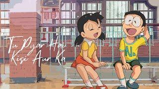 Tu Pyaar Hai Kisi Aur Ka | Nobita Shizuka | Animated Love Story Sad Song 2018 width=