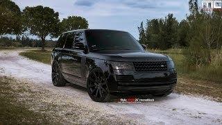 getlinkyoutube.com-MC Customs | Vellano Wheels Range Rover