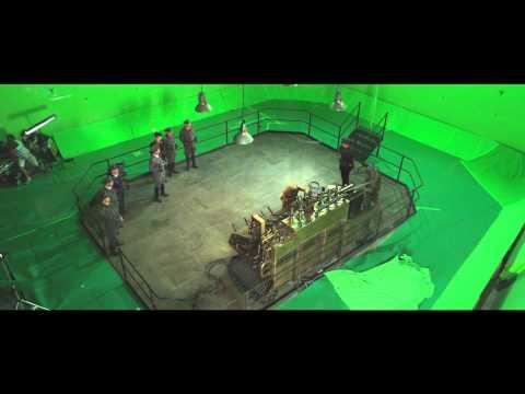 【Iron Sky -CGI Reel】【Yao X 凱水】
