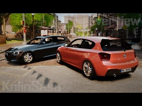 GTA 4/EFLC BMW M135i 2013