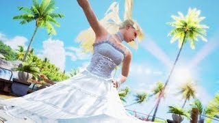 getlinkyoutube.com-Tekken Tag Tournament 2 Ghost Battle Lili's Fluffy Skirt Costume Gameplay (Normal Difficulty)