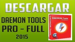 getlinkyoutube.com-Como Descargar El Daemon Tools Pro + Licencia En Español (FULL) 2015