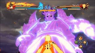 getlinkyoutube.com-Naruto Ultimate Ninja Storm Revolution (60 FPS) Rinnegan Perfect Susanoo Sasuke Moveset Mod (PC)