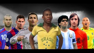getlinkyoutube.com-Top 20 Best Football Players of All Time • HD