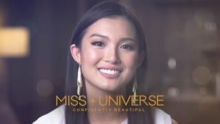 getlinkyoutube.com-Up Close: Miss Universe Singapore Cheryl Chou