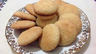 getlinkyoutube.com-غريبة بالكوك معلكة رائعة ولذيذة من المطبخ المغربي مع ربيعة Cookies moelleux a la noix de coco