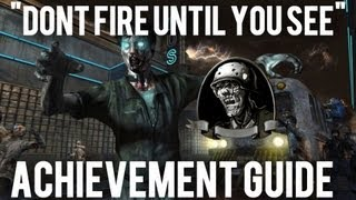 """*NEW* Black Ops 2 Zombies- """"Don't Fire Until You See"""" Achievement Guide!"""