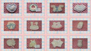 getlinkyoutube.com-Recuerdos para Baby Shower o Bautizo elaborados a mano (crochet)