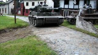 getlinkyoutube.com-1:6 Scale Big Boys Toy Tanks
