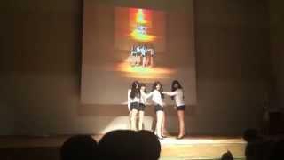 getlinkyoutube.com-김유정 위아래, 빨개요 학교축제 공연 직캠