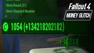 getlinkyoutube.com-Fallout 4 - How Get Unlimited Money (Infinite Bottle Caps EXPLOIT) PS4/PC/XBOX One