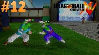 getlinkyoutube.com-Dragon Ball Xenoverse : Gameplay Walkthrough Part 12 Fusion! NOT (Namekian)