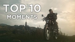 TOP 10 MOMENTS - Metal Gear Solid V: The Phantom Pain