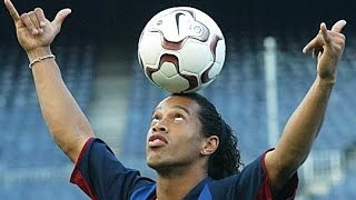 getlinkyoutube.com-Ronaldinho ● Impossible To Forget The Legend HD