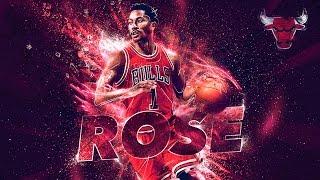 getlinkyoutube.com-Derrick Rose's Top 10 Plays of 2014-2015 Season!