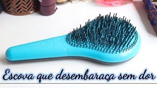 getlinkyoutube.com-Escova para cabelos crespos Michel Mercier   Maraisa Fidelis