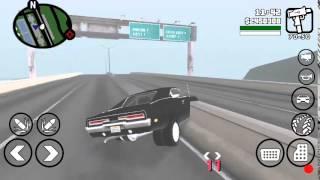 getlinkyoutube.com-GTA San Andreas Android - Fast 'N Furious mod