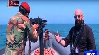getlinkyoutube.com-Mahaaz 17 April 2016 - Sensational Episode on Gwadar with Military Troops