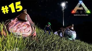 getlinkyoutube.com-ARK Survival Evolved # 15 จับกบน้อยน่ารัก แต่งูน่ากลัว..