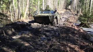 getlinkyoutube.com-БРДМ  в грязи.