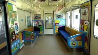 getlinkyoutube.com-京阪電車交野線 きかんしゃトーマス号車内映像