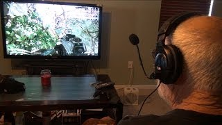 Angry Grandpa Plays Call of Duty: Ghosts