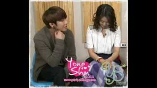 YONGSHIN: They Could Be In Love (evidences)