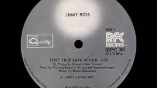 getlinkyoutube.com-Jimmy Ross - First True Love Affair - DISCO / FUNK 1981