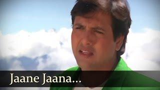 Jaane Jaana - Govinda Songs - Manisha Koirala - Achanak - Abhijeet & Alka Yagnik Duets