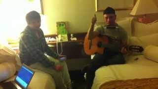 getlinkyoutube.com-PAULO RAMIREZ & PABLO PEÑA ENSAYO HOTEL MARRIOT LA
