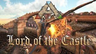 getlinkyoutube.com-ARK: Lord of the Castle FR (13vs13): LA DEFENSE DU CHATEAU COMMENCE ! [1/2] | EPIC BATTLE